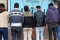 انهدام باند سارقان کابل و تجهیزات انتقال برق در آستانهاشرفیه