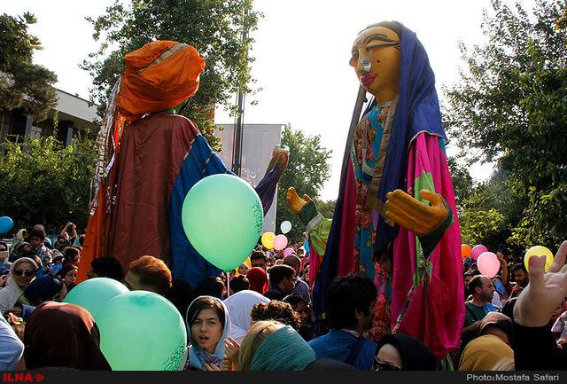 """رویداد ملی""""شادپیمایی عروسکها""""در مناطق زلزلهزده کرمانشاه برگزار میشود"""
