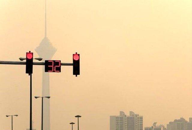 هوای تهران باز هم ناسالم است!