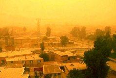 هوای سه شهرستان ایلام در وضعیت هشدار