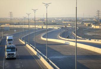 نمایی از پروژههای خیابان تابان، آسمان و پل آفتاب شهرداری اصفهان