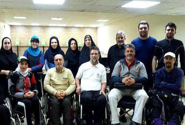 اعزام تیرانداز زنجانی همراه با تیم ملی به مسابقات جام جهانی در کشور امارات