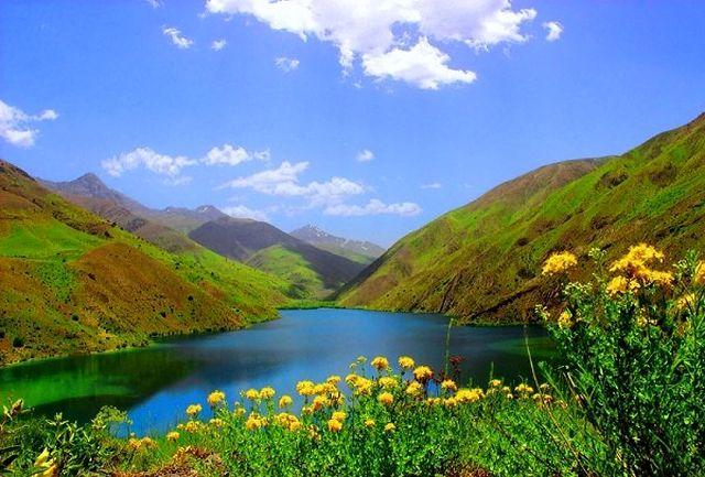 ممنوعیت ورود به دریاچه گهر