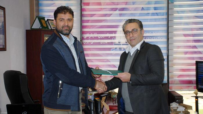 عبداله سمامی به عنوان سرپرست کمیته امور حقوقی و انضباطی منصوب شد
