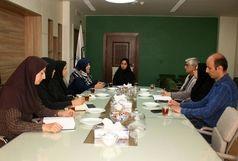 جلسه هماهنگی برگزاری دوره تربیت سفیر المپیک برگزار شد