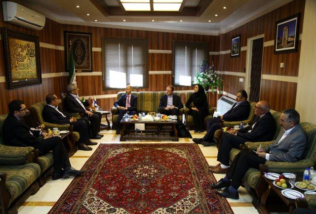 همکاریهای دو جانبه آذربایجان غربی با کشور فنلاند گسترش می یابد