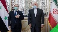 اولین سفر وزیر خارجه جدید سوریه به ایران