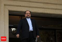 وزیر صمت استعفا داد