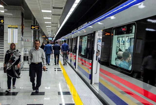 630 واگن جدید به مترو تهران افزوده می شود