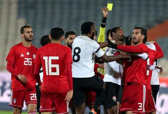 دیدار دوستانه تیم ملی فوتبال ایران - ترینیدادو توباگو