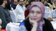 حضور آزاده نامداری و فرزاد حسنی در یک جشن/ببینید