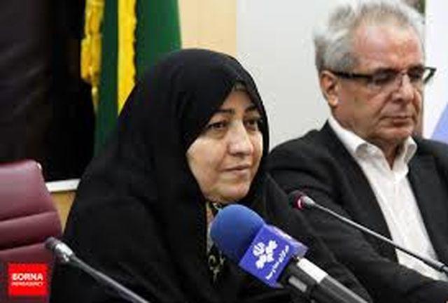سفر سهیلا جلودارزاده نماینده تهران به گچساران