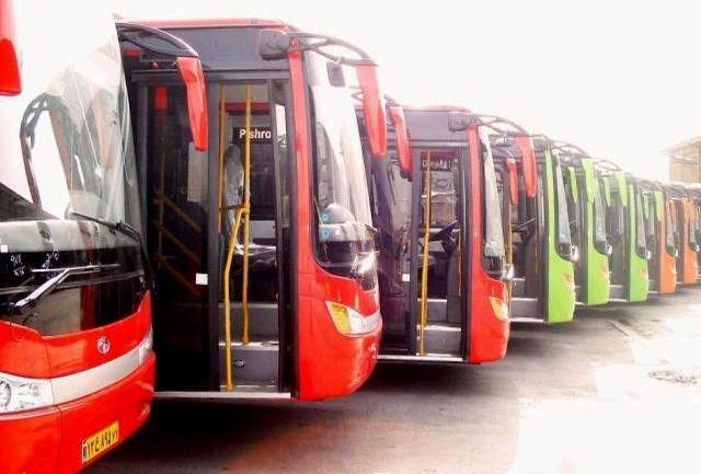 فعالیت 320 دستگاه اتوبوس حمل و نقل عمومی در قم