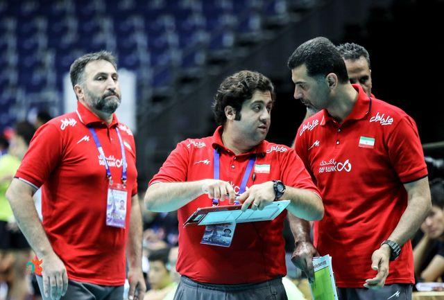 آلکنو بازیکنان را خسته نمیکند/ هدف سرمربی تیم ملی موفقیت در المپیک است