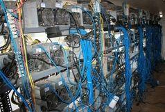 26 دستگاه ماینر قاچاق در شهر الوند کشف و ضبط شد