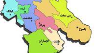 تنها شهرستان زرد کرونایی استان کهگیلویه و بویر احمد تا 18 فروردین 1400