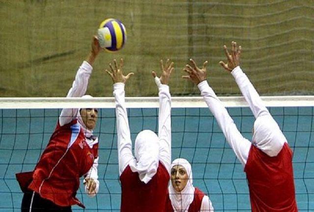 دختران تهرانی قهرمان رقابت های کشوری والیبال شدند