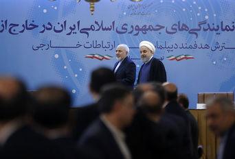 همایش روسای نمایندگیهای ایران در خارج از کشور
