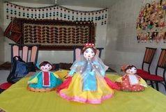 عروسک سنتی لیلی ثبت ملی شد