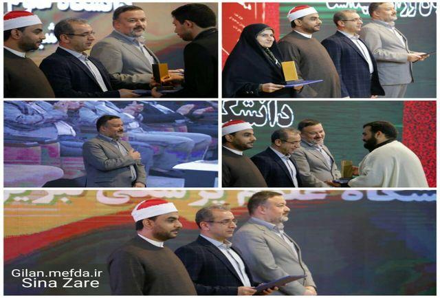 کسب دو مقام گروه تواشیح دانشکده علوم پزشکی آبادان در جشنواره قرآن و عترت کشور