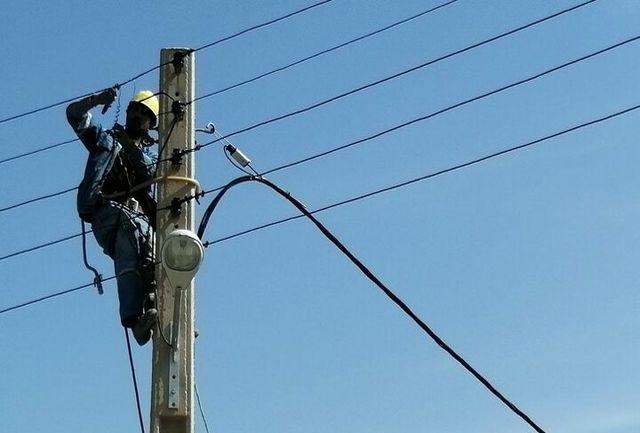 تبدیل ۱۵ کیلومتر شبکه سیمی به کابلی در یاسوج