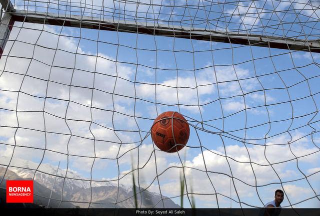 دعوت از چهار هندبالیست آذربایجانغربی به اردوی تیم ملی ساحلی نوجوانان