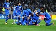 دیدار تیم های فوتبال استقلال ایران- العین امارات
