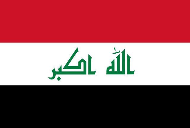 تشییع شهدای الحشدالشعبی با شعار مرگ بر آمریکا