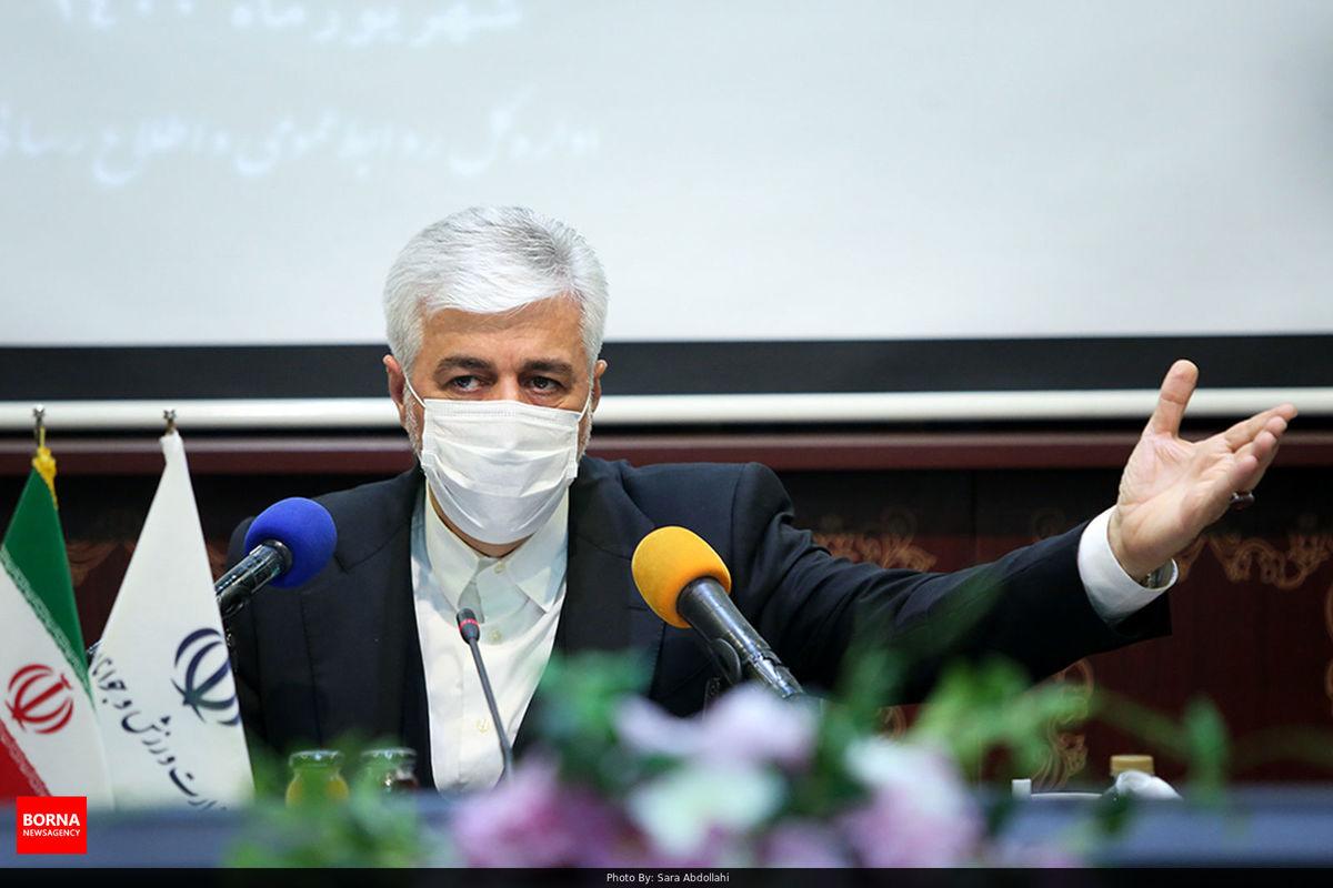 وزیر ورزش و جوانان قهرمانی تاریخی علی اکبر یوسفی را تبریک گفت