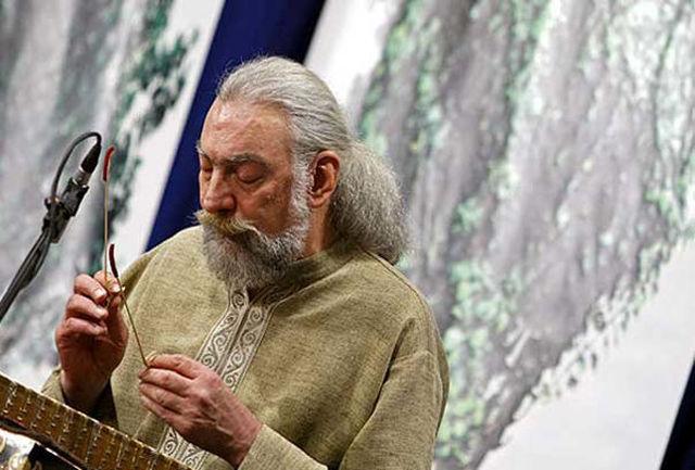 پرویز مشکاتیان در رادیو فرهنگ تجلیل شد