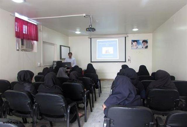 دوره آموزشی پیشگیری از سرطان های شایع در شهرستان سیریک