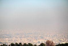 هوای اصفهان  هم  ناسالم شد