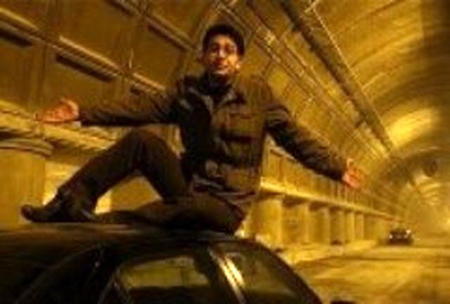فرزاد حسنی مقابل دوربین حاتمیکیا