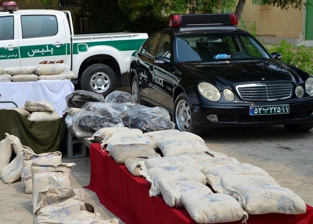 دستگیری3 سوداگرمرگ در بندرعباس