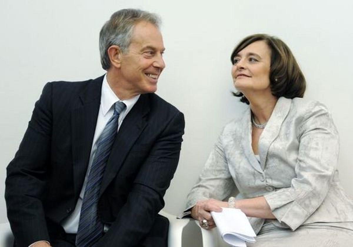 افشاگری جنجالی علیه تونی بلر و همسرش