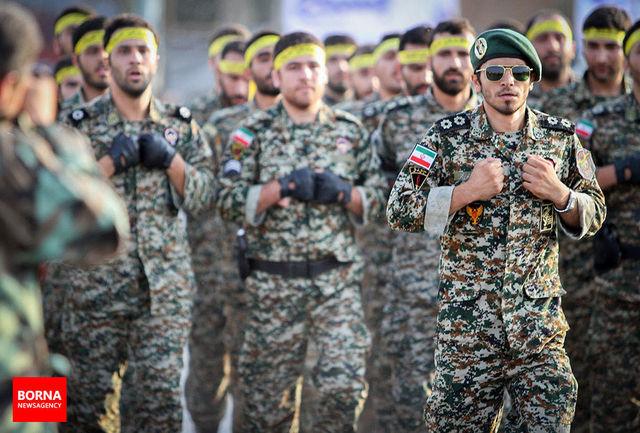 گشتهای اطلاعاتی، عملیاتی و ایست بازرسی در سطح تهران