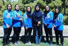کمیسیون بانوان فدراسیون بینالمللی وزنهبرداری از حضور بانوان ایرانی در مسابقات جهانی تقدیر کرد