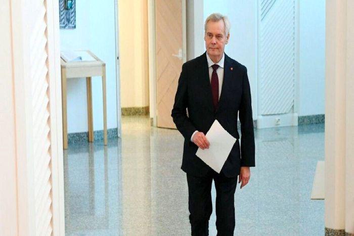 نخست وزیر فنلاند استعفا کرد
