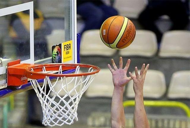 اسامی بسکتبالیستهای نوجوان اعلام شد