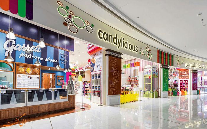 شیوع کرونا و تعطیلی مراکز تجاری در امارات