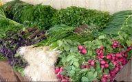 ضرورت رعایت نکات بهداشتی در مصرف سبزیهای محلی