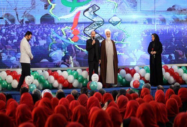 امام خون تازه ای در رگ های ملت ایران تزریق کرد
