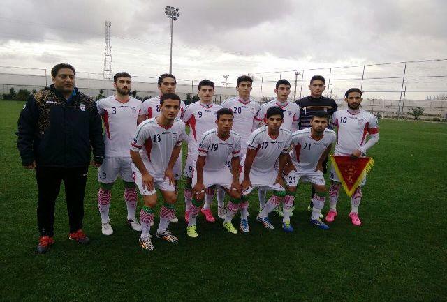 برگزاری نشست فنی تیم ملی جوانان پیش از دیدار برابر آلومینیوم اراک