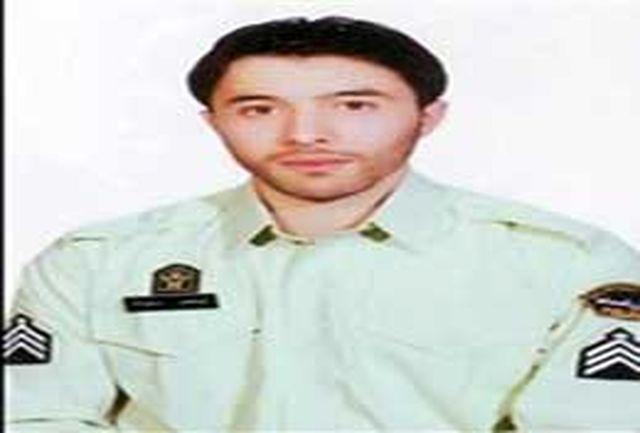 قاتل مامور پلیس یگان امداد دستگیر شد