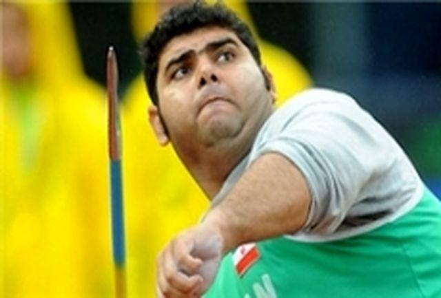 مدال نقره پرتاب نیزه بازیهای پاراآسیایی اینچئون به ورزشکار لرستانی رسید