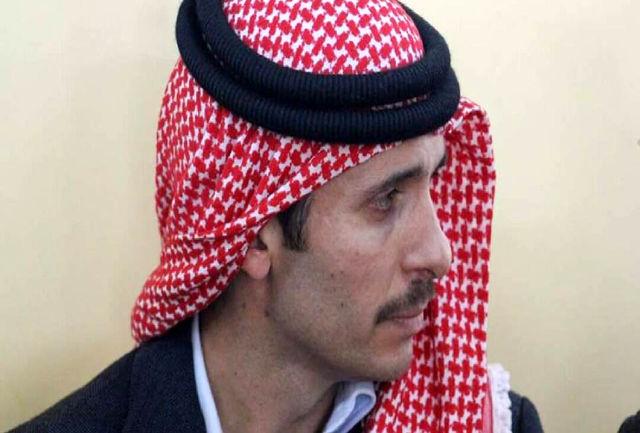 بازداشت ولیعهد  اردن