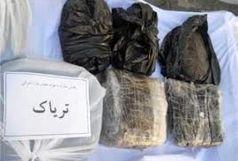 کشف ۵ کیلو و ۹۰۰ گرم ماده مخدر از نوع تریاک در اتوبان زنجان - قزوین