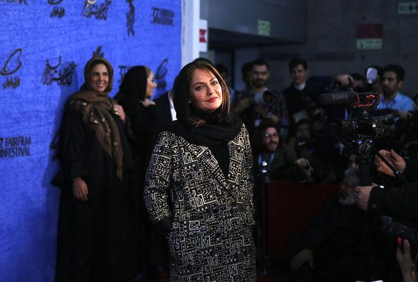 نهمین روز جشنواره فجر با حضور عوامل فیلم ((قسم))