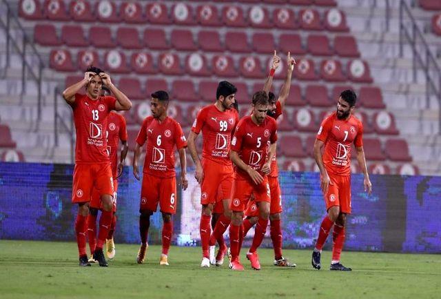 ستاره تیم ملی بهترین شد!