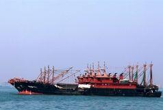 شناورهای صیادی چینی؛ تحت اجاره و مالکیت ایران است